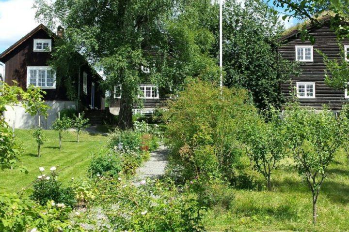 Bjerkebæk – Hjemmet til Sigrid Undset